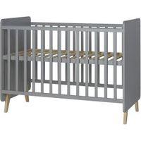 Quax Ledikant Loft - Grey