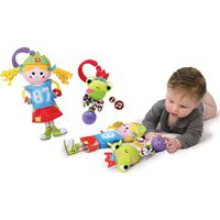 Yookidoo Freestyle Princess Play Set Speelset