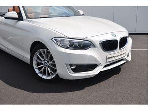 BMW 220i Cabrio Executive Aut.