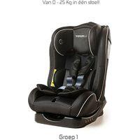 Titanium Autostoel Vigo Groep 0/1/2 - Black