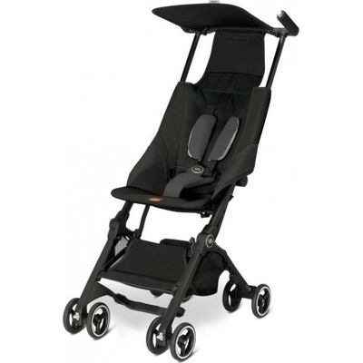 GB Pockit Buggy - Monument Black