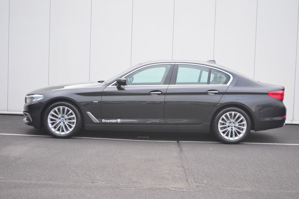 BMW 5 Serie 520d Sedan High Executive Luxury Line Aut.