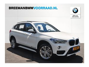 BMW X1 sDrive18i High Executive Sport Line