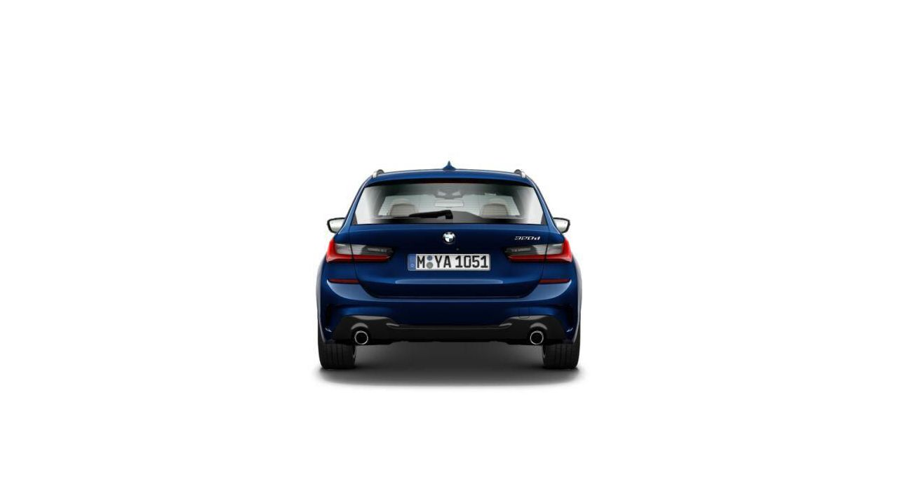 BMW 320d Touring Model M Sport