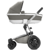 Quinny Buzz Xtra Grey Gravel Compleet