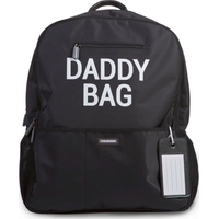 Childhome Verzorgingstas Daddy Bag Rugzak - Zwart