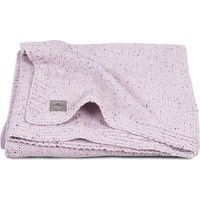 Jollein Deken 100x150cm Confetti Knit - Vintage Pink