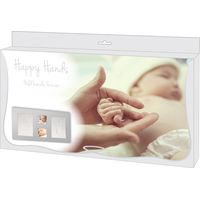 Happy Hands Large frame Silver