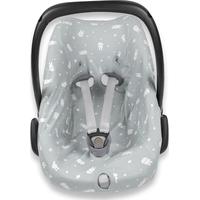 Briljant Baby Autostoelhoes Groep 0+ - Nijntje Grijs