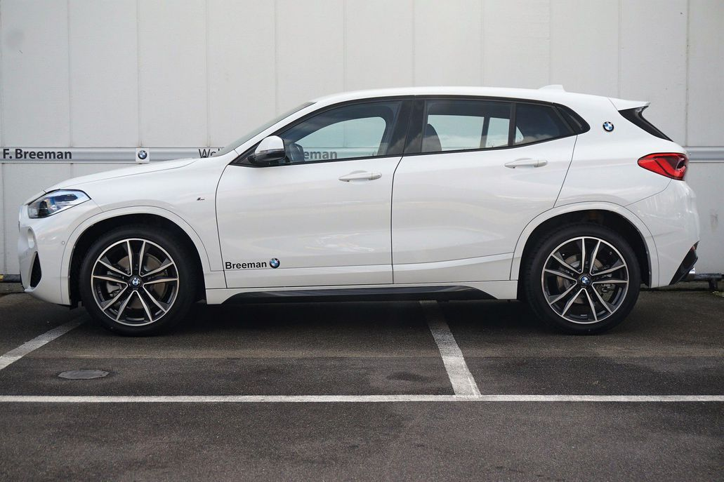 Bmw X2 Sdrive20i High Executive M Sport Occasion