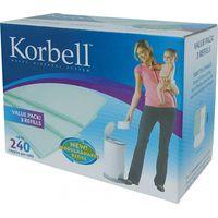 Korbell Navulling 3 Pack