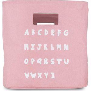 Jollein Mandje ABC - Blush Pink