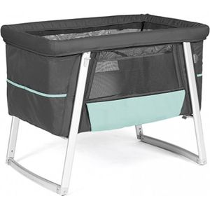 Babyhome Campingbed Air Bassinet - Graphite (UL)