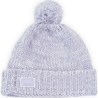Jollein Muts Melange Knit - Soft Lilac