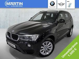 BMW X3 xDrive20d *Advantage*EU6*Head-Up*HiFi*Xenon*RFK*