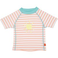 Lässig UV-Shirt Korte Mouw 18 Maanden - Sailor Peach