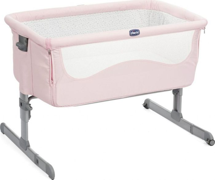 Chicco Next2Me Wieg - French Rose