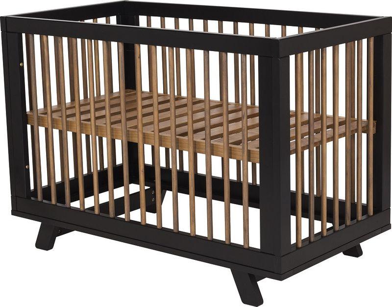 Zwart Ledikant Baby.Coming Kids Ledikant Harper Bij Babyhuis Casita