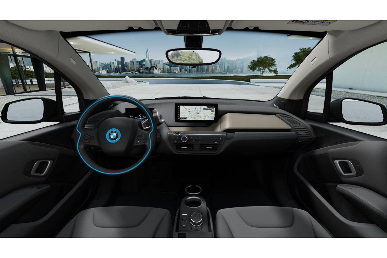 BMW i3 120Ah Sportpakket