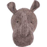 Kidsdepot Dierenkop - Neushoorn