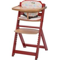 Safety 1st Kinderstoel Timba -  Raspberry Red / Red Lines