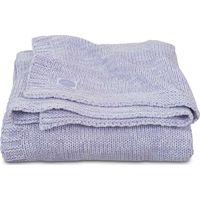 Jollein Deken 100x150cm Melange Knit - Soft Lilac