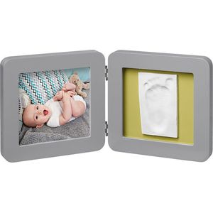 Baby Art My Baby Touch Simple print frame - Grijs
