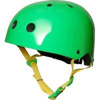 Kiddimoto Helm Neon Groen S
