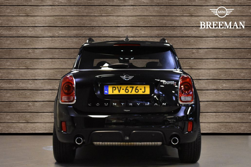 MINI Cooper S Countryman Chili Aut.