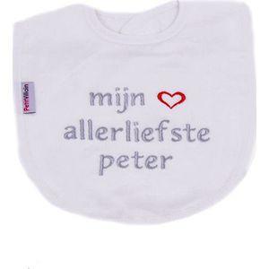 Slab 'Mijn Allerliefste Peter' - Petit Villain