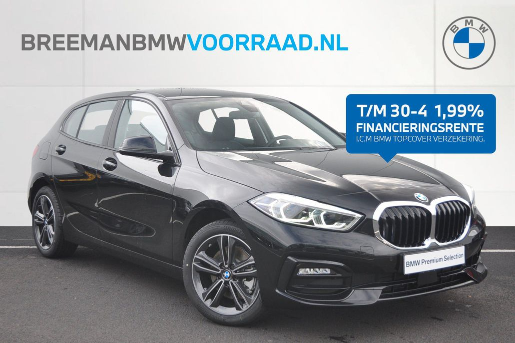 BMW 1 Serie 118i Executive Edition Sport Line Aut.