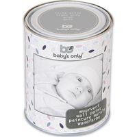 Baby's Only Muurverf 1 Liter-blik Licht Grijs