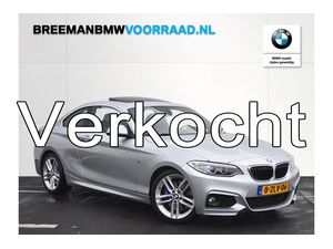 BMW 2 Serie 220i Coupé High Executive M Sport Aut.