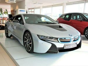 "BMW i8 Coupe Carpo Laser 20"" Alu DAB Head-UP"