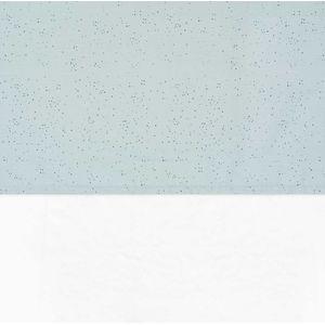 Jollein Laken 75x100cm Mini Dots - Stone Green