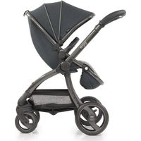 EGG Wandelwagen Carbon Grey / Gun Metal Frame