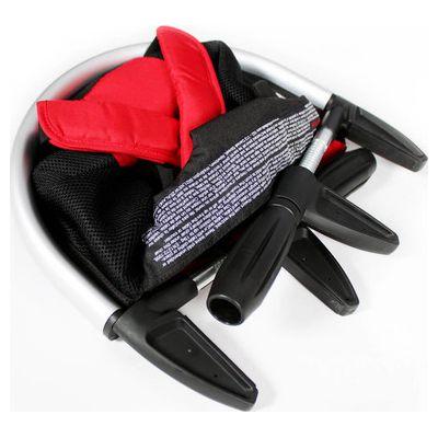 Phil&Teds Lobster Black opgevouwen
