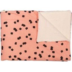 Trixie Fleece Deken 100x150cm - Squares