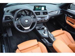 BMW 2 Serie 230i Cabrio High Executive Sport Line Aut.