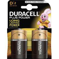 Duracell Batterij Plus D