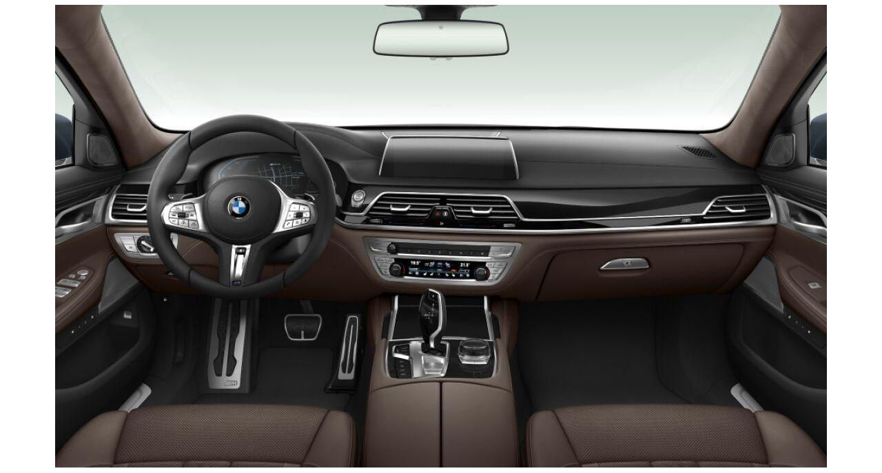 BMW 745e iPerformance Sedan BMW High Executive