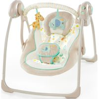 Bright Starts Portable Swing Gentle Jungle
