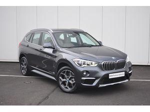 BMW X1 1.8i sDrive High Executive Aut.