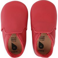 Bobux Slofjes Mt M - Red Loafer(UL)