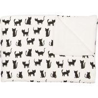 Trixie Fleece Deken 100x150cm - Cats