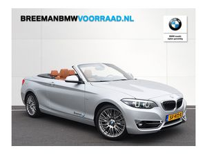 BMW 218i Cabrio High Executive Aut.
