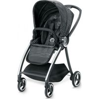 GB Maris PLUS Wandelwagen Lux Black - Black