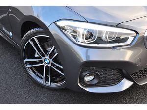 BMW 1 Serie 120i 3-deurs High Executive M Sport aut.