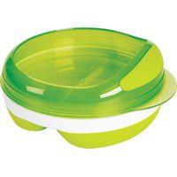 OXO Tot Voedingsbord Met 2 Vakjes - Green (UL)