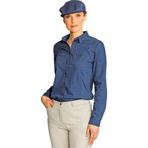 Spijkerblouse bragard denim